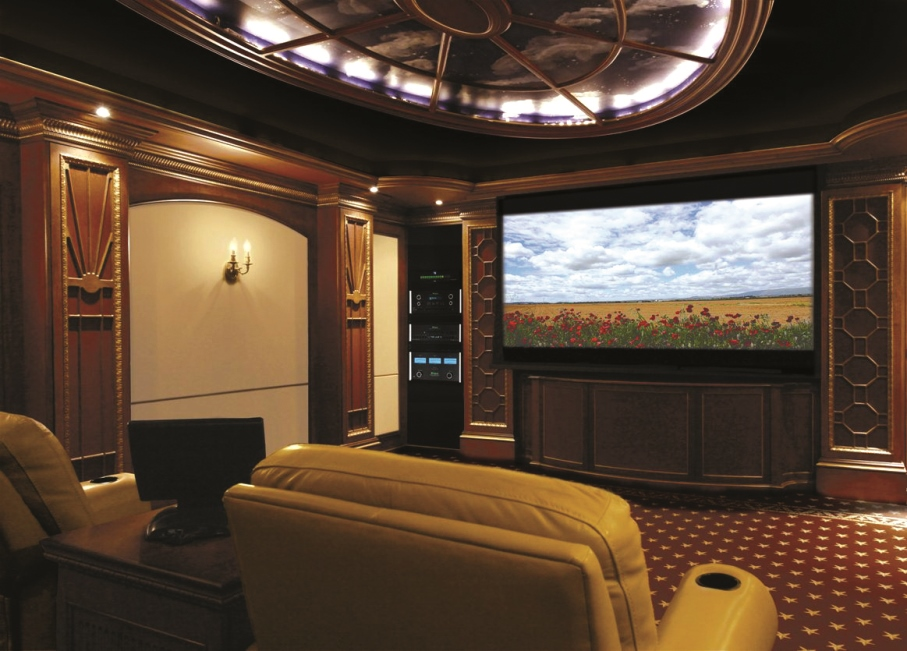 3 Advantages of a Custom Home Theater System